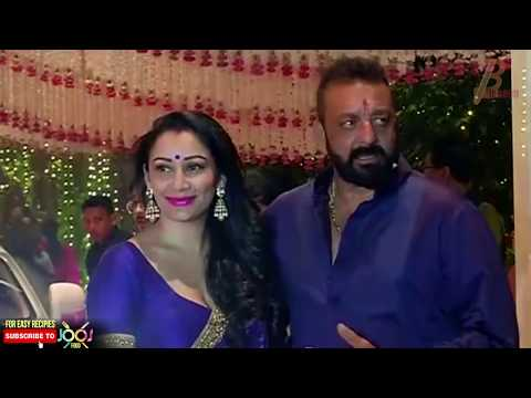 Sanjay Dutt's Wife Manyata Dutt  At Ambani's Ganesh Chaturthi Celebration thumbnail