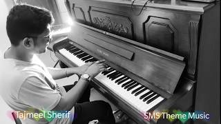 Siva Manasula sakthi (YuvanShankarRaja) - Theme Music  | Epic Piano cover by Tajmeel Sherif