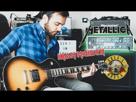 6 Legendary Guitar Tones With Kemper