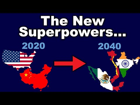 There's A Crisis That Is Quietly Creating New Economic Superpowers...