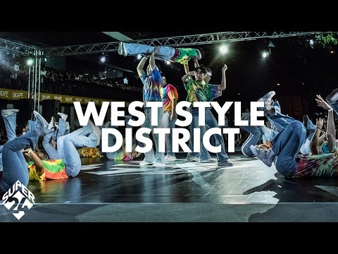 West Style District | Super 24 2017 Open Category Prelims