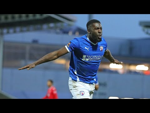 HIGHLIGHTS | Spireites 2-1 Wrexham | Vanarama National League