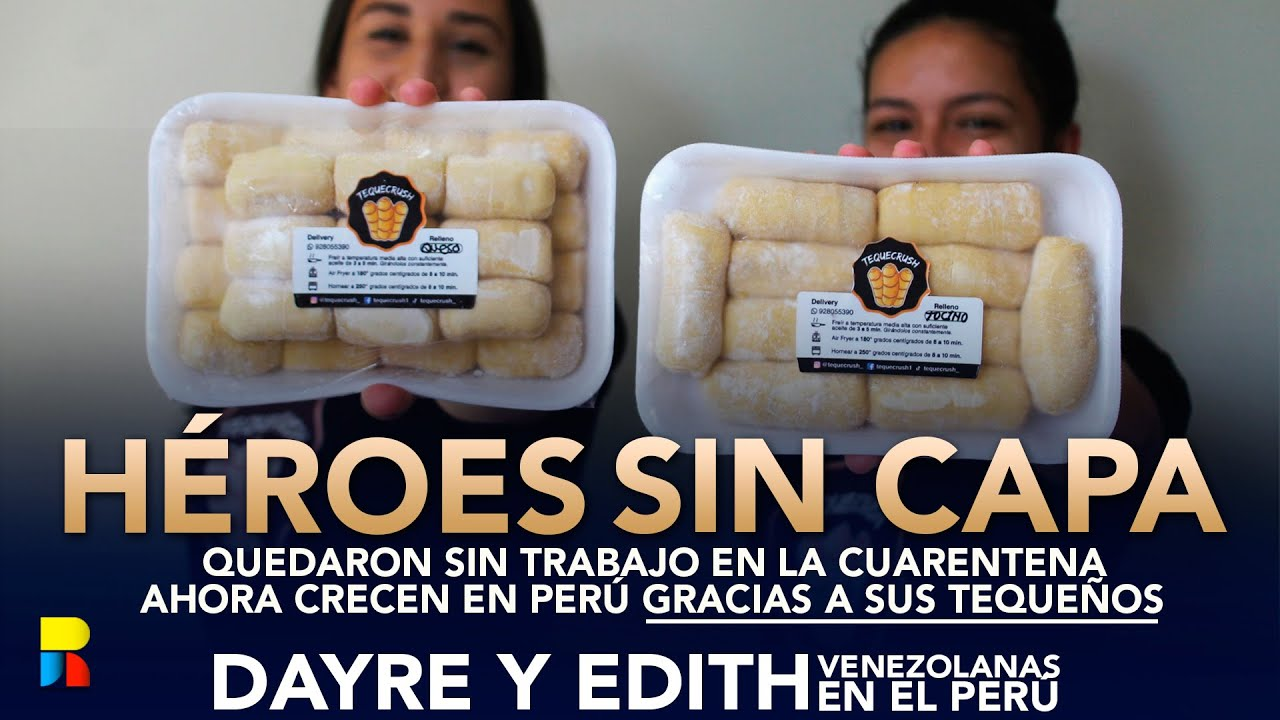 Ellas lo lograron en Perú gracias al aperitivo más famoso de Venezuela. Heroínas venezolanas