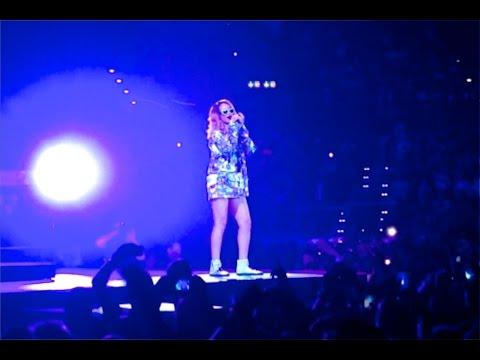Rihanna * We Found Love * Live Zürich Hallenstadion