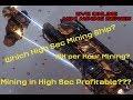 Low Sec Mining in Venture - EVE Online - YouTube