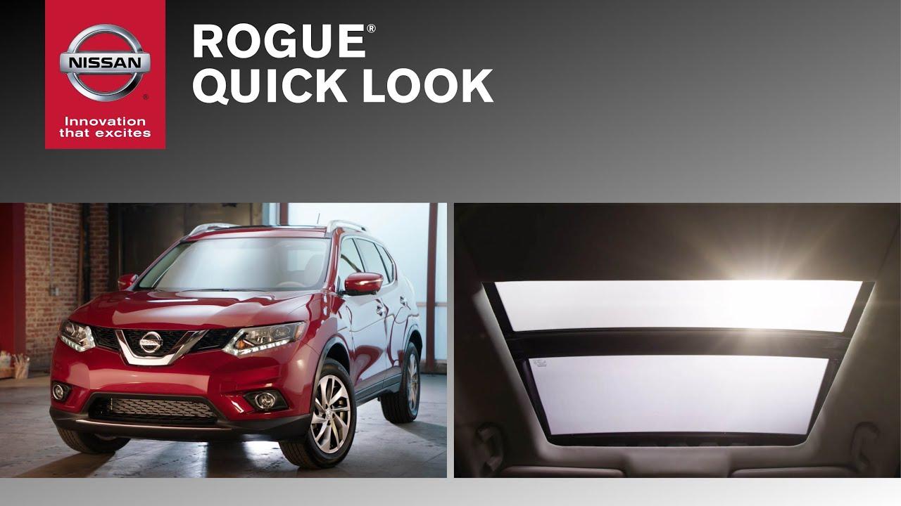 2014 Nissan Rogue Quick Look