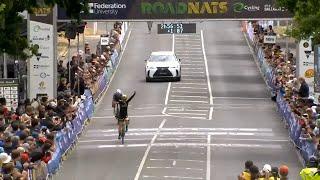 "Australian Road National Championships Women's Elite 2020 Won by ""Super"" Amanda Spratt"