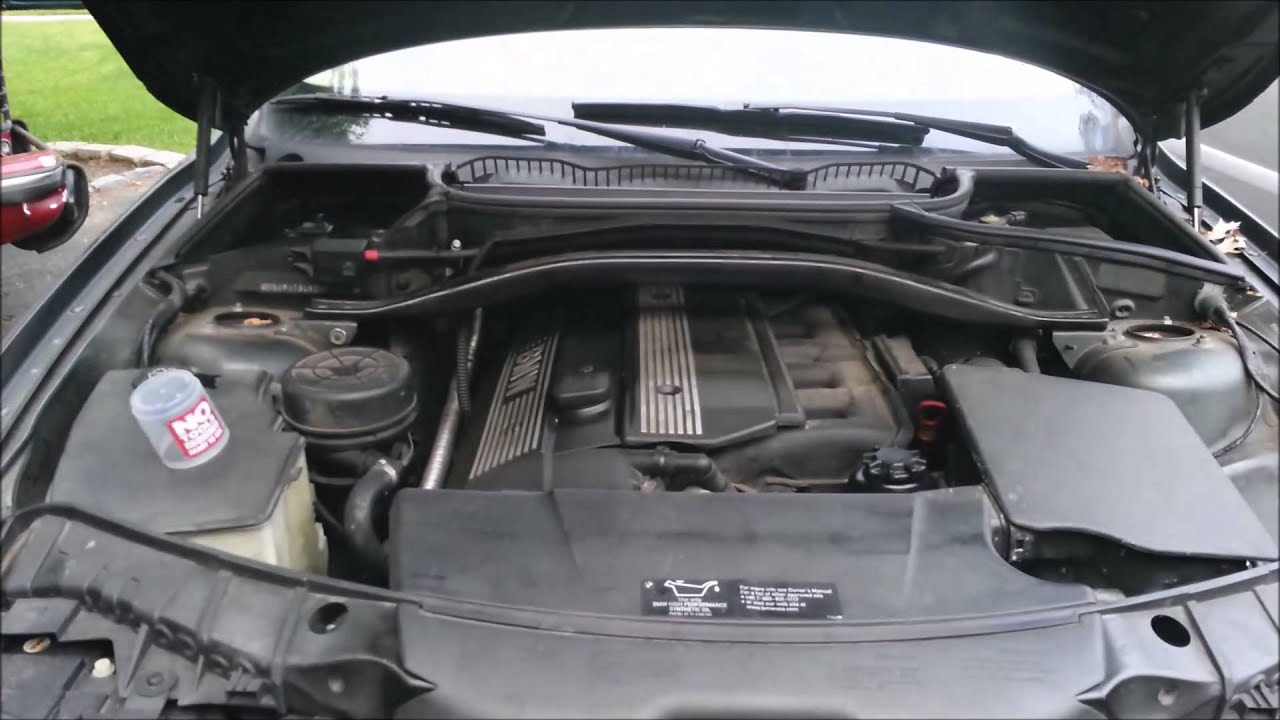 BMW X3 2005 :: How to replenish air condition AC