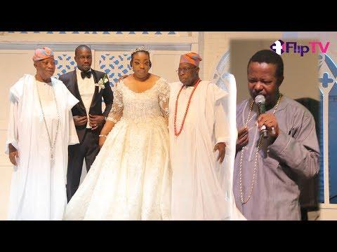 KSA'S GRAND PERFORMANCE @ WEDDING OF OBJ'S SON AND BABA IJEBU'S DAUGHTER