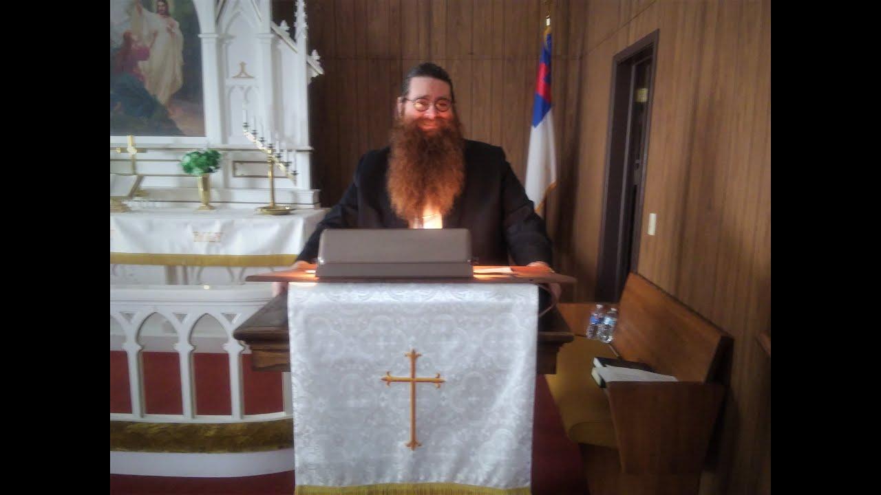 Pastor Carl Fiskness 6 28 2020
