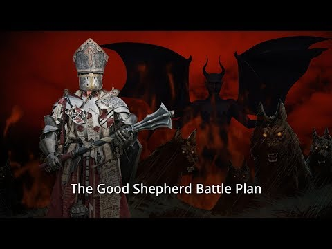 The Good Shepherd Battle Plan