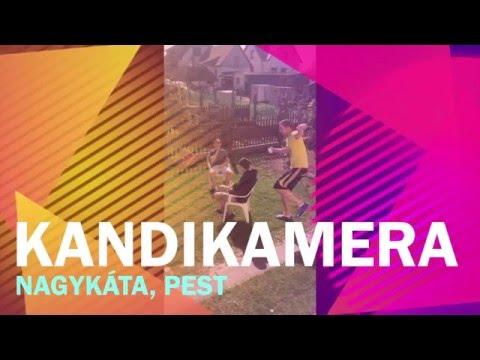 Nagykáta - Kandikamera