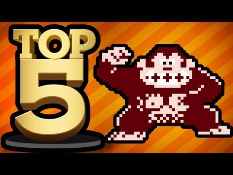 VIDEO GAME FACTS YOU MOST LIKELY DIDN'T KNOW (Top 5 Friday)