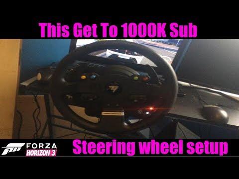 My Forza Horizon 3 Gaming Setup