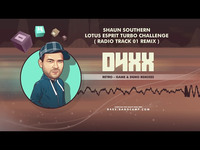 Shaun Southern - Lotus Esprit Turbo Challenge (Radio Track 01 Remix)