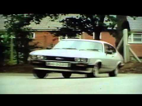 Ford Capri Vs Triumph 2000 Car Chase (The Professionals) 1978