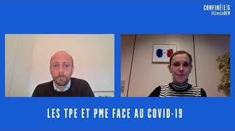 Confiné(e)s I Épisode 1 : Les TPE et PME face à la crise du Covid-19 avec Agnès Pannier-Runacher