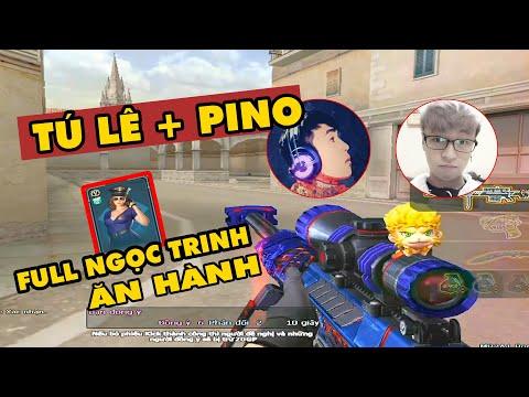 ► Sự Kết Hợp Giữa Tú Lê Và PINO - Team 7 Ngọc Trinh Ngậm Hành  ✔ Tú Lê
