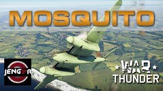war thunder sub s choice ep 20 mosquito fb mk vi