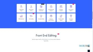 Efor - Coaching and Online Courses WordPress Theme