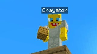 do NOT play Minecraft with this guy...