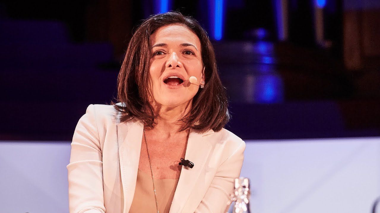 Sheryl Sandberg, Malala Yousafzai & Adam Grant: Facing Adversity, Building  Resilience & Finding Joy
