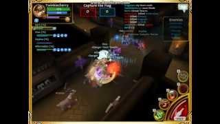 Arcane Legends |Gameplay | PvP | Warrior Level 15 | Twinkiecherry | Episode 6 | Writing with Music