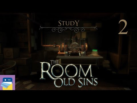 The Room Old Sins: The Study - Walkthrough Part 2 & iOS iPad Gameplay  (by Fireproof Games)