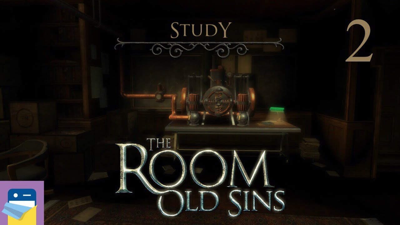 The Room Old Sins The Study Walkthrough Part 2 Amp Ios