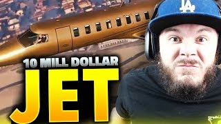 GTA 5 Online - 10 MILLION DOLLAR JET!! | Part 3 (GTA 5 ONLINE)
