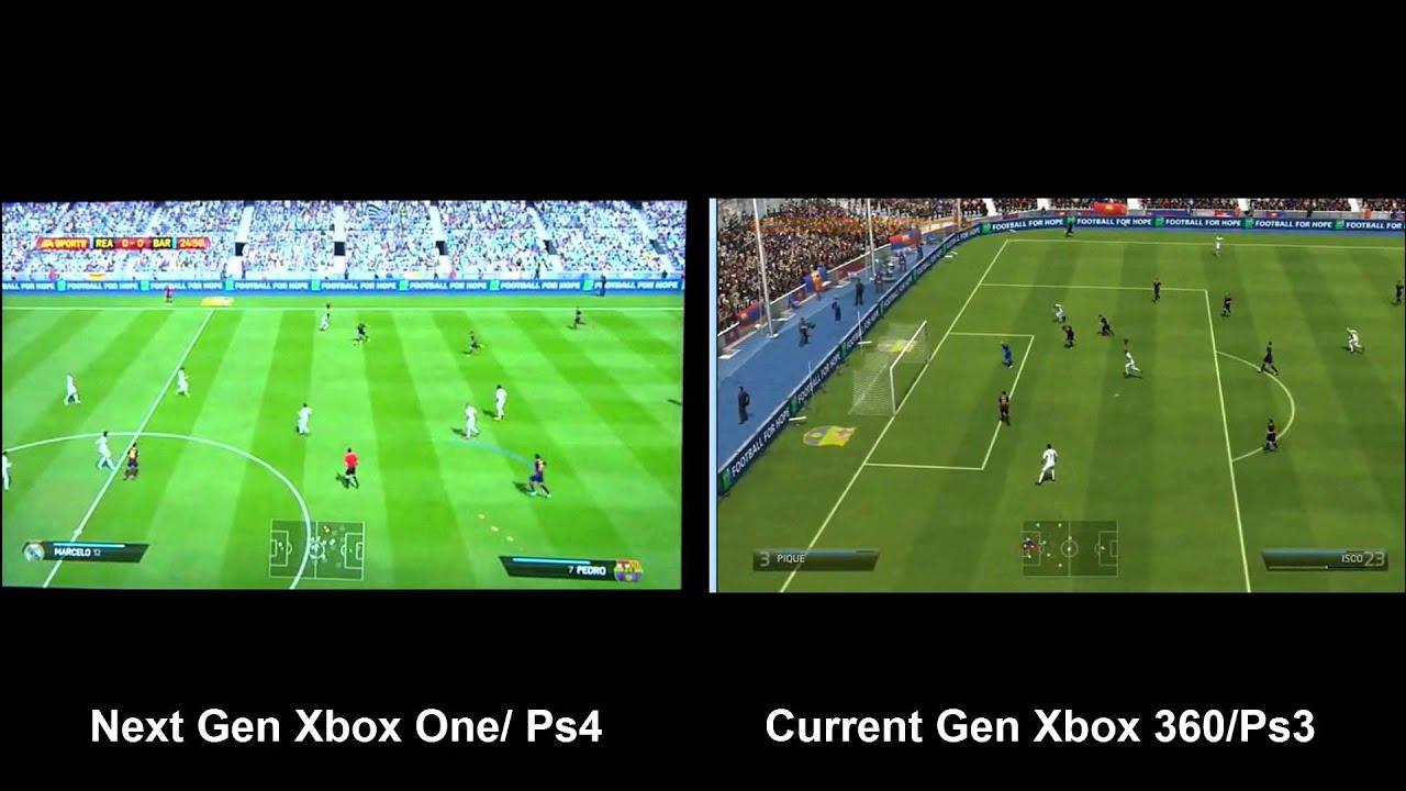 FIFA 18 – PS3 vs. PS4 Graphics Comparison - YouTube |Ps4 Graphics Vs Ps3 Fifa 14