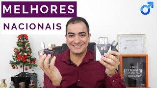 TOP 15 | MELHORES PERFUMES MASCULINOS NACIONAIS (2018)
