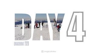 DRAGOBRAT 2020 • DAY 4 – Зимний отдых в Карпатах нашей дружной компанией / Драгобрат, Февраль 2020