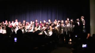 BEHS Fall 2012 Concert -- So Long It