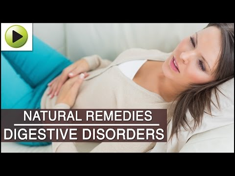 Digestive Disorders - Natural Ayurvedic Home Remedies