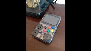 Beyond Gameboy Zero DIY Handheld Retro Gaming Console With Raspberry Pi 3B