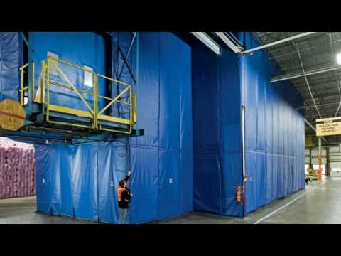 5 Questions on Industrial Curtain Walls Answered
