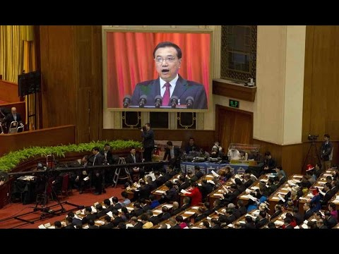 Chinese premier warns world entering period of political and economic upheaval