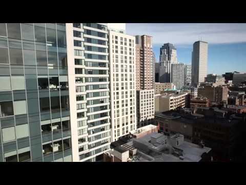 High Rise Window Washing in Boston