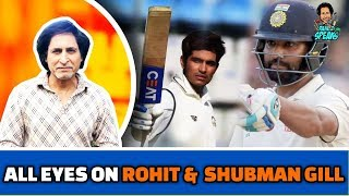 All Eyes On Rohit & Shubman Gill | IND vs SA | Ramiz Speaks