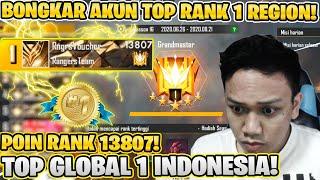 Download lagu AKIRNYA JADI TOP GLOBAL 1 INDONESIA SEASON 16! APA AJA ISI AKUNNYA?