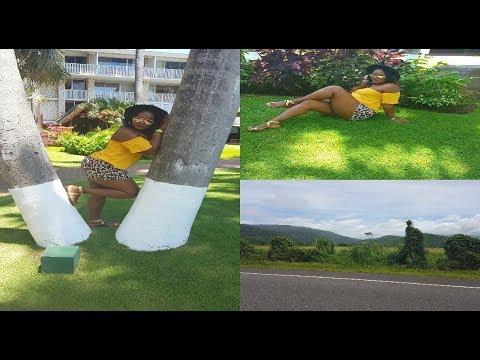Issa Jamaica Trip / Holiday Inn Resort / Montego Bay Jamaica / Vlog Part 2