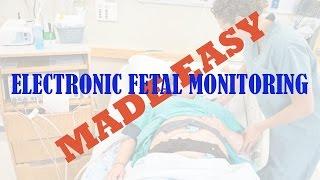 Electronic Fetal Heart Monitoring Made Easy