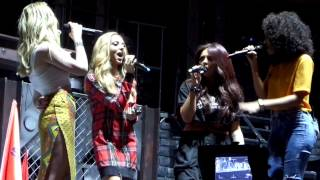 Little Mix ~ London 02 Soundcheck Boy - A cappella