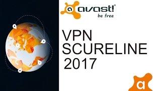 VPN avast 2017 FULL,no crack no keygen