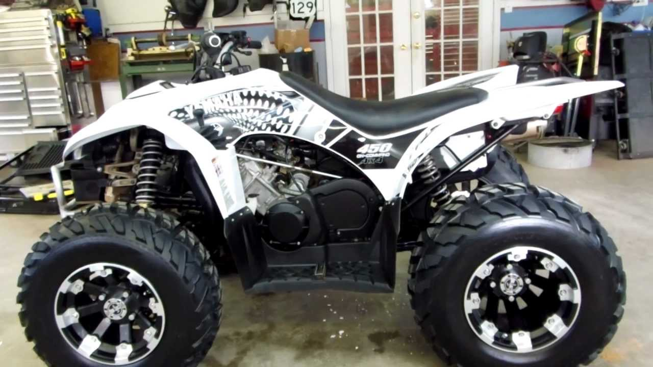 yamaha-raptor250sport-sored 2007 Yamaha Wolverine 350