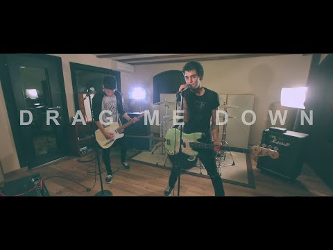 One Direction - Drag Me Down (Rock Cover By Holiday Romance)