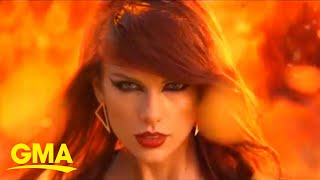 Taylor Swift blasts producer for 'manipulative bullying' after he buys music catalog l GMA