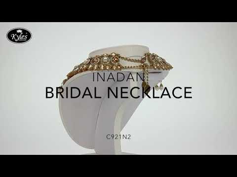 Inadan Bridal Necklace - C921N1