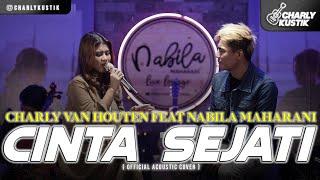 Charly Van Houten ft Nabila Maharani - Cinta Sejati ( BCL ) - (Official Live Music Cover 65)